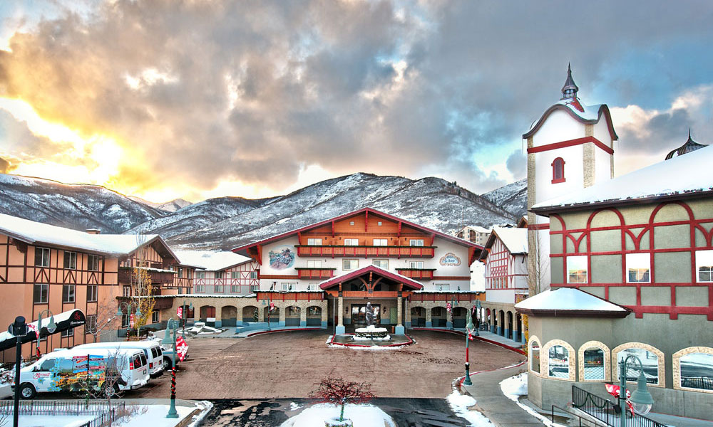 Zermatt Utah -Cheap Park City Hotels